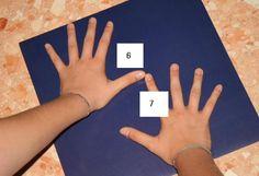 gioco per il calcolo orale Diy Montessori, Fun Learning, Homeschool, Teacher, Professor, Teachers, Homeschooling