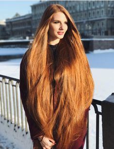 36 Perfect Hairstyles for Long Thin Hair (Trending for - Style My Hairs Long Thin Hair, Really Long Hair, Long Red Hair, Long Silky Hair, Face Shape Hairstyles, Straight Hairstyles, Beautiful Long Hair, Beautiful Things, Her Hair