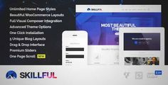 Download and review of Skillful | Responsive Multi-Purpose Theme, one of the best Themeforest Corporative themes {Download & review at|Review and download at} {|-> }http://best-wordpress-theme.net/skillful-responsive-multi-purpose-download-review/