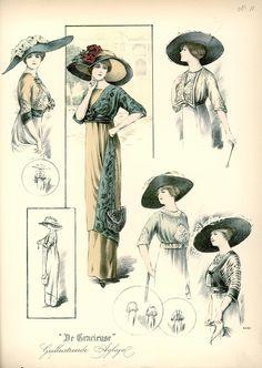 """My Fair Lady"" inspiration - Ascot - 1911"