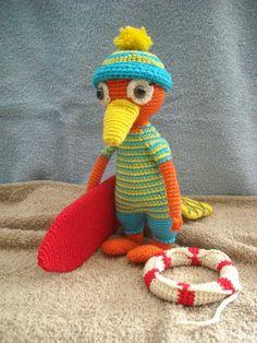 Ducky the Duckbill