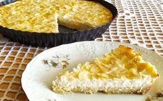 Tvarohový koláč s mandlemi - LC - Jídelní plán Cornbread, Macaroni And Cheese, Keto, Low Carb, Gluten Free, Ethnic Recipes, Food, Millet Bread, Glutenfree