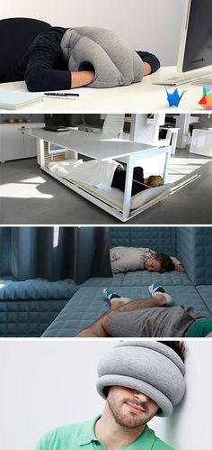 10 Of The Best Solutions For Having A Nap At Work
