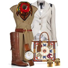 """""""Equestrian Fashion"""" by gangdise on Polyvore"""