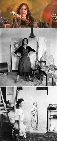 Dorothea Tanning, so cool!