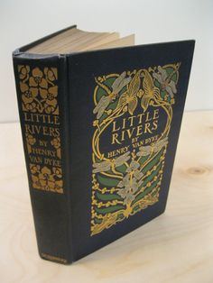 Little Rivers  1908 by TheBookVault on Etsy, $12.00