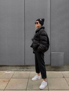Casual Winter Outfits, Winter Fashion Outfits, Look Fashion, Fall Outfits, Fashion Fall, Casual Fall, Cold Winter Fashion, New York Winter Fashion, Ootd Winter