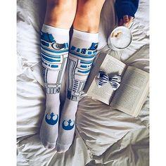 R2-D2 socks!