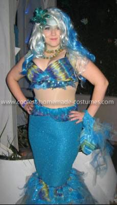coolest mermaid womans costume i have searched online for a cool realistic looking mermaid womans costume for years and after finding nothing for years i