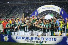 Palmeiras Campeão 2016 - Rodada 37, 27/11/16