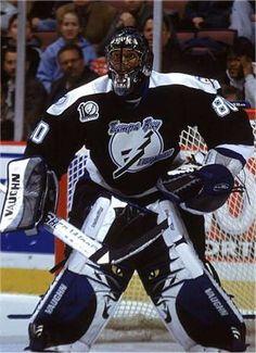 Kevin Weekes - Tampa Bay Lightning