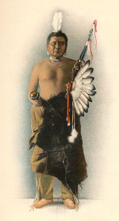 Pawnee Indians Clothing | Pawnee Indians: The Kurahus in ceremonial Dress to Illustrate Hako, a ... Indian Tribes, Native Indian, Indian Art, Plains Indians, First Nations, Native American Indians, Nativity, Oklahoma, History