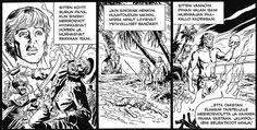 Mustanaamio-spesiaali: Kohtalon vangit. #sarjakuva #sarjis #egmont
