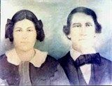 "SARAH ""SALLY"" McCOY F 1829 in Pike Co., Kentucky. She married her first cousin, RANDOLPH ""OLD RANDALL"" McCOY, the leader of the clan in the Hatfield/McCoy feud (b: 30 Oct 1825 in Pike Co., Ky.). They were married on 9 Dec 1849 in Pike Co., Ky.,"