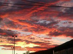 Cielo patagonico Patagonia, Clouds, Celestial, Sunset, Outdoor, Santa Cruz, El Calafate, Sky, Cities