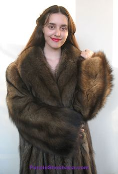 Sable Coat, Fur Fashion, Style Guides, Fisher, Fur Coat, Poses, Jackets, Fashion Guide, Furs