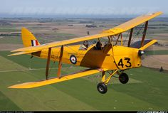De Havilland (New Zealand) Tiger Moth II aircraft picture Aircraft Images, Aircraft Pictures, Tiger Moth, Airplane, New Zealand, Fighter Jets, Aviation, Google Search, Planes