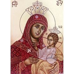 Joy to the world, the Lord is come! Wishing you and your families peace and happiness this Christmas! May our Saviour send you His abundant blessings! May you have a Merry Christmas! Byzantine Icons, Byzantine Art, Joy To The World, Orthodox Icons, Bethlehem, Sacred Art, Blessings, Jesus Christ, Christianity