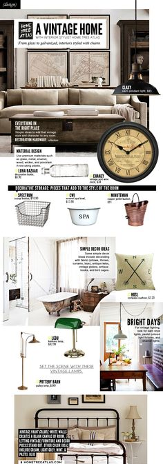 1000 Ideas About Vintage Interior Design On Pinterest Vintage Interiors French Antiques And