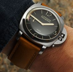 47mm incase you're wondering #panerai