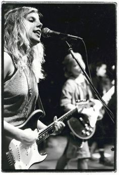 Tanya Donelly (Breeders/Throwing Muses)