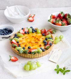 Pączki pieczone - Justyna Dragan Kiwi, Oreo, Acai Bowl, Pancakes, Pudding, Breakfast, Food, Brioche, Acai Berry Bowl