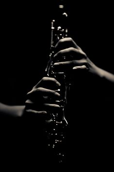 Clarinet Player Art Print by gibleho - X-Small Musician Photography, Creative Photography, Sound Of Music, Music Is Life, Soul Music, Band Senior Pictures, Jazz Instruments, White Magic Spells, Band Director