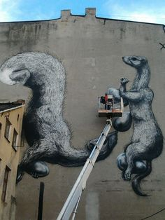 ROA is already back in action on the streets of Lodz, Poland