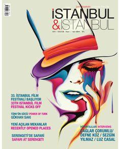 istanbul&istanbul - April 2014 : istanbul, serengeti, gokhan saki