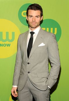 Daniel Gillies at the 2013 CW Upfront Presentation