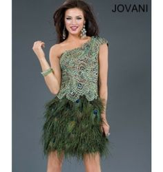 $800.00 Jovani Short Dress at http://viktoriasdresses.com/ Through John's Tailors
