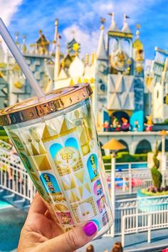 I hope Disney still has one of these left for my next visit! This Whimsical It's a Small World Cup Is Selling Out FAST at Disneyland