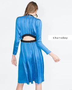 #zaradaily #thursday #woman #dress