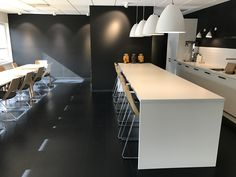 Let's meet. Canteen, Front Design, Design Projects, Norway, Conference Room, Meet, Chair, Pendant, Kitchen