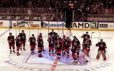 """The New York Rangers have experienced plenty of ups and downs over the years. As one of the league's """"Original Six,"""" the Rangers captured three titles in their earliest years, before enduring one of the longest title droughts in professional sports. Learn more here - http://bit.ly/28YwbZk"""