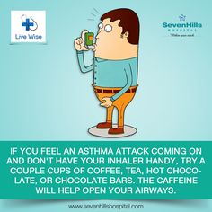 how to open airways without inhaler