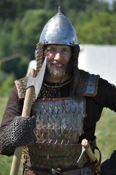 Warrior Of Ancient Russia. 11th century. Земля Вятичей (06.08.2016) | 247 фотографий