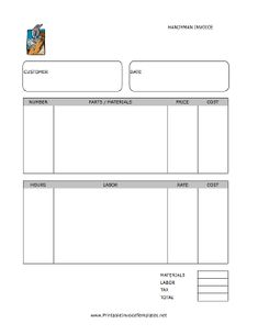 Pdf Invoices Printable Invoice Templatestationery Templates$12.00 .
