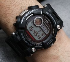 eea9a805558 Casio G-Shock Frogman GWF-D1000 Hands-On  The Ultimate Diving Tool