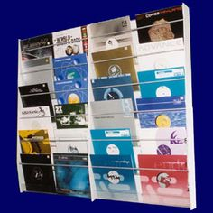 Wall Poster Holder Display Retail Advertised