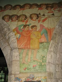 Phoebe Anna Traquair at St Peter, Clayworth, Nottinghamshire.