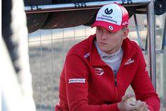 Ferrari will Mick Schumacher als Testfahrer in die Formel 1 holen Mick Schumacher, Michael Schumacher, Ferrari, Oct 2017, Dream Team, Sports News, F1, Adidas Jacket, Racing