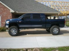 lifted dodge truck | show off your lifts - Page 25 - Dodge Cummins Diesel Forum
