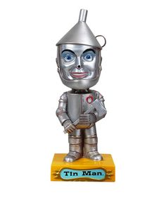 Take a look at this Tin Man Wacky Wobbler by Funko on #zulily today!