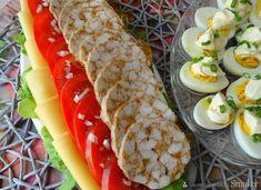 Mozaika Drobiowa z Piekarnika na Kanapki. Hot Dog Buns, Hot Dogs, Food And Drink, Bread, Ethnic Recipes, Bakeries, Breads