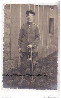 HANSEATEN - ALLEMAND - CARTE PHOTO MILITAIRE