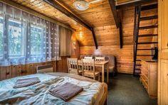 Horská chata Orešnica Divider, Spa, Relax, Room, Furniture, Home Decor, Bedroom, Decoration Home, Room Decor