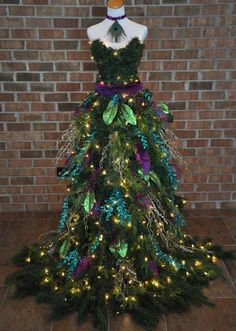 Christmas Tree Dresses, Flower Dresses, Suits, and More!