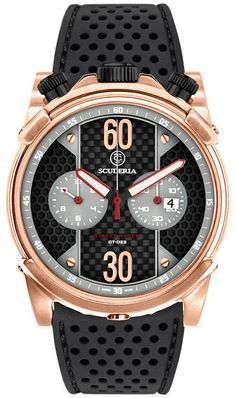 CT Scuderia Watch Street Racer Chronograph #bezel-fixed #bracelet-strap-rubber #brand-ct-scuderia #case-depth-13mm #case-material-rose-gold #case-width-44mm #chronograph-yes #date-yes #delivery-timescale-4-7-days #dial-colour-black #gender-mens #luxury #movement-quartz-battery #official-stockist-for-ct-scuderia-watches #packaging-ct-scuderia-watch-packaging #style-dress #subcat-street-racer #supplier-model-no-cs10140 #warranty-ct-scuderia-official-2-year-guarantee #water-resistant-100m