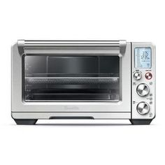 Shop for Breville Smart Oven Plus with Slow Cook Function & Baking Kit at Bed Bath & Beyond. Buy top selling products like Breville® Smart Oven® Air Convection Toaster Oven and undefined. Shop now! Crispy French Fries, Countertop Oven, Safety Valve, Small Kitchen Appliances, Kitchen Gadgets, Kitchen Tools, Kitchen Kit, Kitchen Machine, Kitchen Small